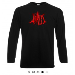 Longsleeve virus (SMALL - men)
