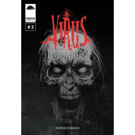 Virus: Absolute macht (NL) HARD COVER