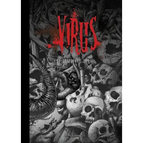 Virus LUXEINTEGRALE (NL) HARD COVER