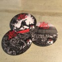 Virus coasters