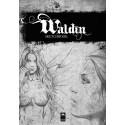 Waldin 1 sketchbook