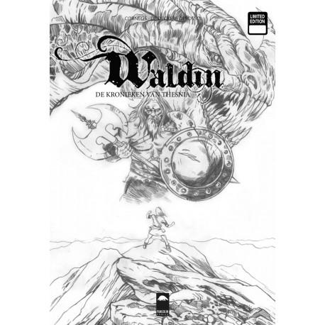 Waldin 1 NL - limited version