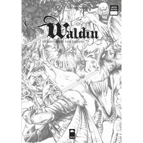 Waldin 2 NL - limited version